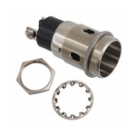 Double Contact Bayonet Indicator Bulb Holder, S6 Lamp Size,