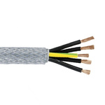 Lapp ÖLFLEX CLASSIC 110 SY 5 Core SY Control Cable 1 mm², 50m, Screened