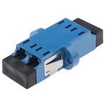 TE Connectivity LC to LC Multimode Duplex Fibre Optic Adapter