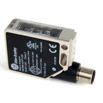 Allen Bradley Colour Sensors 11 mm, RGB LED IO-Link, NPN/PNP x 2, 60 mA, 10 → 30 V dc, IP67