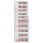 RS PRO Non-Reversible Temperature Sensitive Label, 135°C to 160°C, 6 Levels