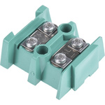 RS PRO IEC Thermocouple Terminal Block for use with Type K Thermocouple Type K, Single Pair