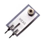TE Connectivity Vibration Sensor, Dimensions 170 (mm) x 21 (mm) x 205 (μm)