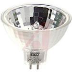 Lamp, Audio Visual, 21 Volt, 150 Watts, GX5.3 Base, CC-6 Filament Type