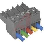 Plug Plug-In Screw 2 30-16 8 300 V 0.138 in. 0.25 in. 1.5 mm 2500 V