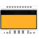 Electronic Assembly Amber Display Backlight, LED