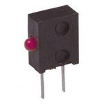 Broadcom HLMP-7000-D0010, Red Right Angle PCB LED Indicator, Through Hole 3 V