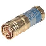 Huber & Suhner 50Ω Straight SMB RF Terminator, 0 → 4GHz, 0.5W Average Power Rating