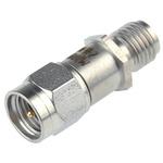 50Ω RF Attenuator SMA Connector SMA Plug to Socket 10dB, Operating Frequency DC to 6GHz
