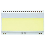 Electronic Assembly Yellow-Green Backlight, LED 40-Pin 31 x 55mm