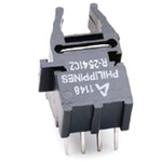 Broadcom AFBR-2541CZ 5MBd 685Nm Fibre Optic Receiver, Rectangular