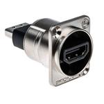 Switchcraft AV Adapter, Female HDMI to Male HDMI