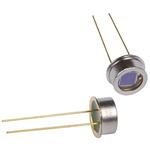 Hamamatsu, S1223 IR + Visible Light Si PIN Photodiode, Through Hole TO-5