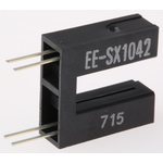 EE-SX1042 Omron, Through Hole Slotted Optical Switch, Transistor Output