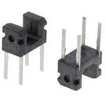 GP1S093HCZ0F Sharp, Through Hole Slotted Optical Switch, Phototransistor Output