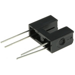 GP1S53J000F Sharp, Through Hole Slotted Optical Switch, Phototransistor Output