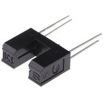 GP1S58VJ000F Sharp, Through Hole Slotted Optical Switch, Phototransistor Output