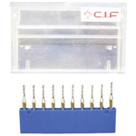 DU80.10, Carbide PCB Drill Bit 2mm