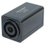 Neutrik Loudspeaker Connector, Plug to Plug, 8 Way, 30A
