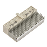 ERNI 2mm Pitch Backplane Connector, Female, Right Angle, 5 Row, 110 Way