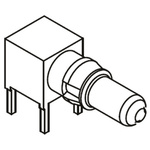 HARTING 09 03 , Right Angle , Male , Copper Alloy , DIN Connector Contact