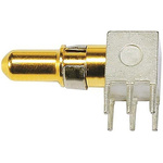 HARTING 09 03 , Right Angle , Male , DIN Connector Contact