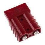 Anderson Power Products, SB50 Male Battery Connector, Cable Mount, 50.0A, 600.0 V