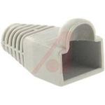 Plug Boot; RJ45 connector; Gray