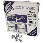 Jubilee Steel Hose Clip Kit