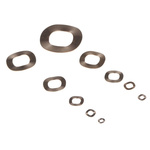 RS PRO 1160 piece Crinkle Copper Washers
