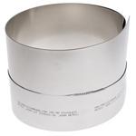 Steel Shim, 1.25m x 150mm x 0.8mm