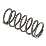 RS PRO Steel Alloy Compression Spring, 26mm x 11mm, 1.85N/mm