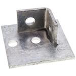 Unistrut Steel Base Plate