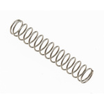 RS PRO Stainless Steel Compression Spring, 15.7mm x 2.75mm, 0.18N/mm