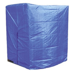 RS PRO Blue Polythene Tarpaulin 5m x 4m