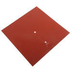 RS PRO Silicone Heater Mat, 1.665 kW, 500 x 500mm, 240 V ac