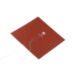 RS PRO Silicone Heater Mat, 176 W, 200 x 200 (square)mm, 240 V ac