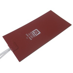 RS PRO Silicone Heater Mat, 160 W, 4 x 8in, 230 V ac