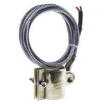 Mica Heater, 1 (Dia.) x 1.5 mm, 150 W