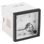HOBUT DC Analogue Voltmeter, 10V, 45 x 45 mm,