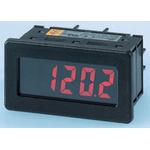 Red Lion Digital Voltmeter DC, LCD Display 3.5-Digits ±0.1 %, 68 x 33 mm
