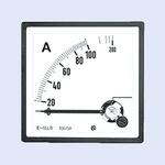 GILGEN Muller & Weigert DC Analogue Voltmeter, 10V, 92 x 92 mm, Class 1.5 Accuracy
