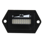 Curtis LED Battery Meter 24V dc