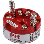 PR Electronics 5300 Temperature Transmitter Linear Resistance, RTD, Thermocouple, Voltage Input, 7.2 → 35 V dc