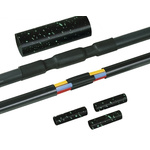 HellermannTyton Heat-Shrink Cable Jointing Kit 6 → 25mm²