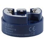 Jumo dTrans T05 Temperature Transmitter PT100 Input, 11 → 35 V