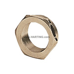HARTING 21 → 16mm Cable Gland Adaptor, Metal