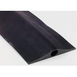 Vulcascot Cable Cover, 23mm (Inside dia.), 127 mm x 4.5m, Black