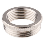 Lapp PG21 → PG16 Cable Gland Adapter, Nickel Plated Brass