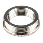 Lapp PG29 → PG21 Cable Gland Adapter, Nickel Plated Brass